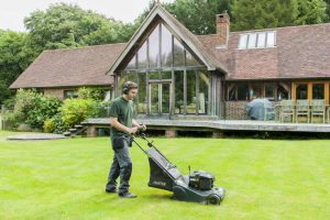 Lawn care by Hayfield Landscapes